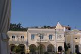 Zakynthos-Stad (bovenin de foto Bohali).