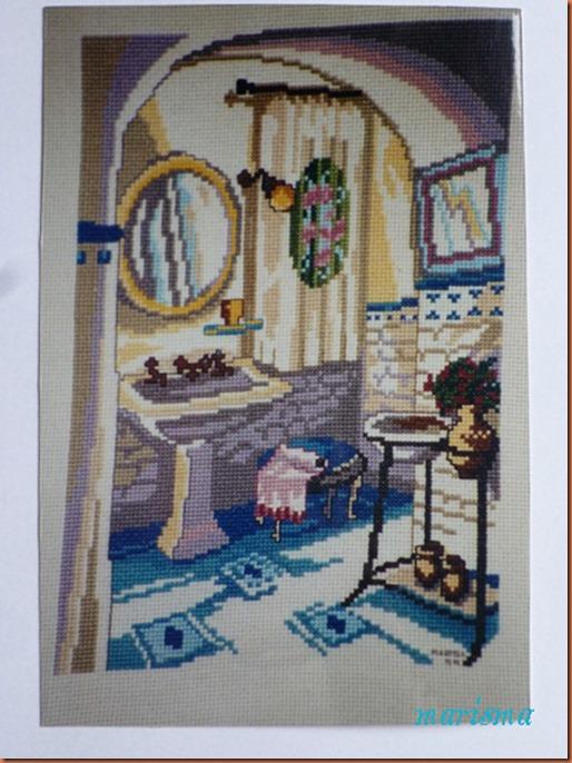 cuadro baño Paloma1detalle copias
