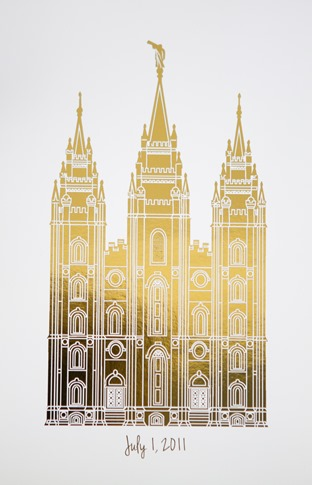 Gold Foil Prints Oaky Designs (5)