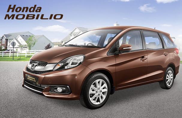 Honda Mobilio 2014 - Spesifikasi Lengkap dan Harga