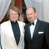 Jan Kulczyk and Orest Melnyk