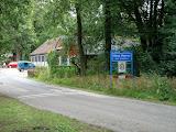 Binnenkomst in Hoog-Soeren (na een forse klim).