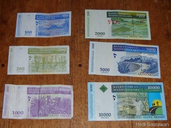 Mata uang Ariary