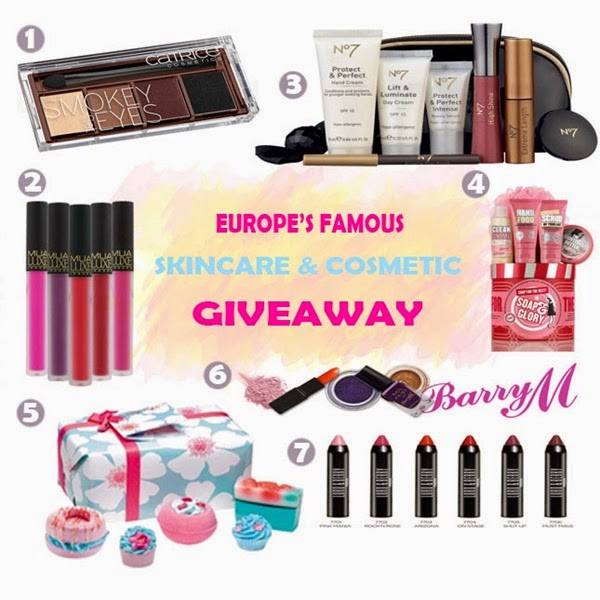 europe giveaway