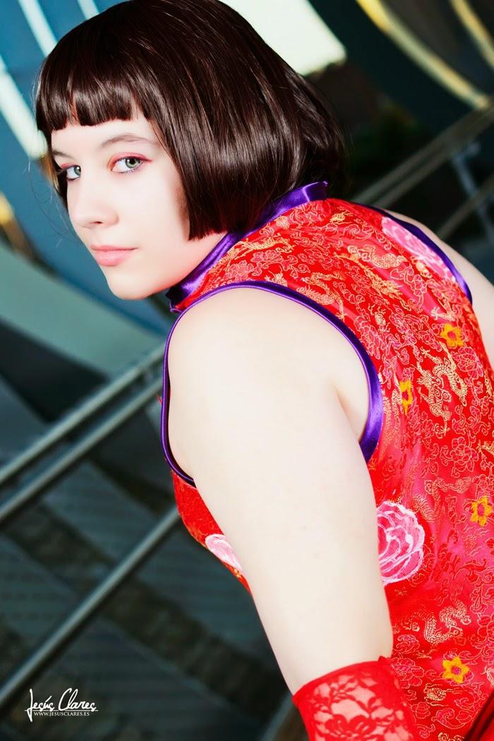 Bộ ảnh cosplay Tekken cực chất đến từ Đức - Ảnh 36