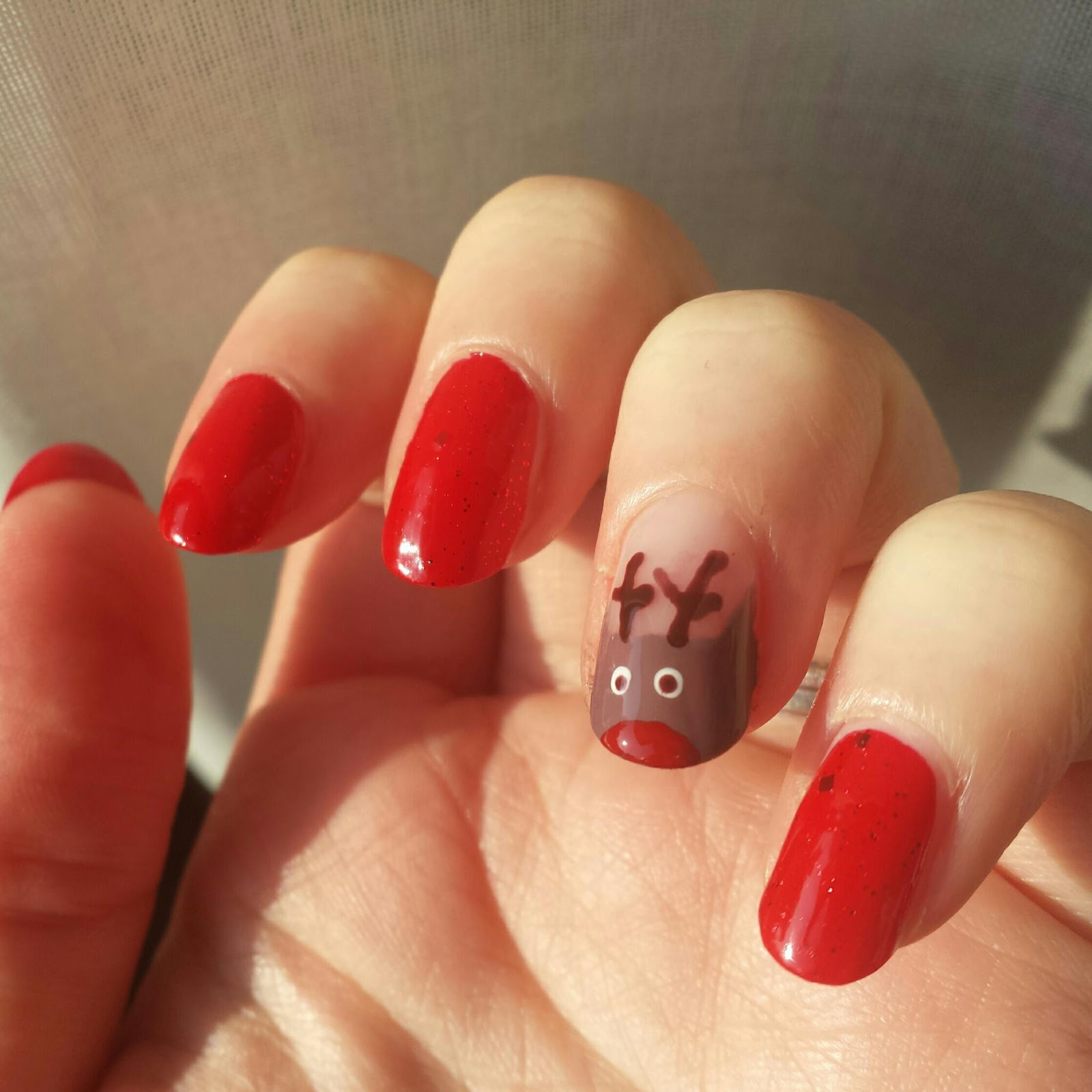 The world of Claire: Nails of the Month #6 ft. The MakeUp World of a ...