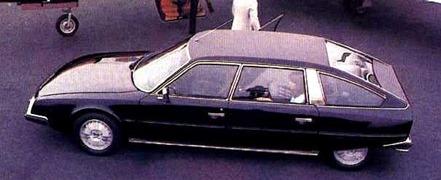 Citroen 1974 CX
