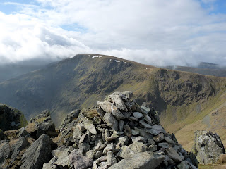 Kidsty Pike to a moody High Street