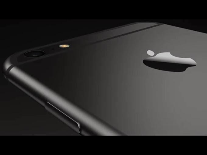 iPhone 6 apple logo