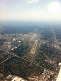 Our flight home from Branson MO to Monticello IL 08292012-06