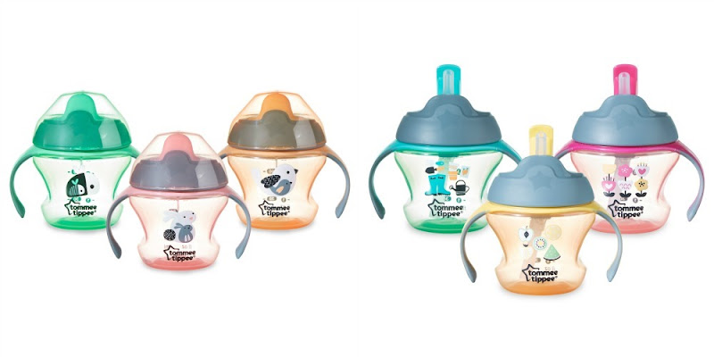 tommee tipppee weaning cup review