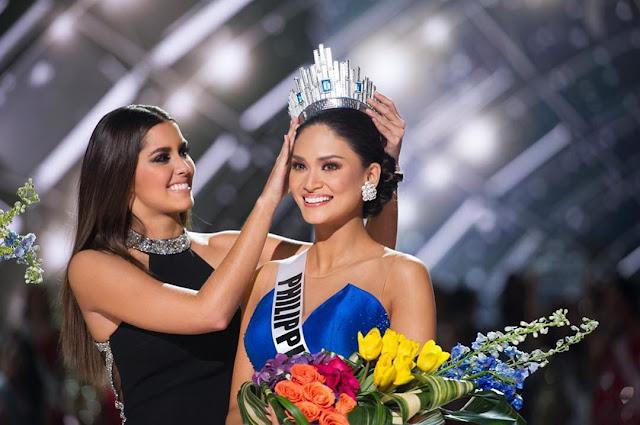 Miss Universe Pia Alonzo Wurtzbach
