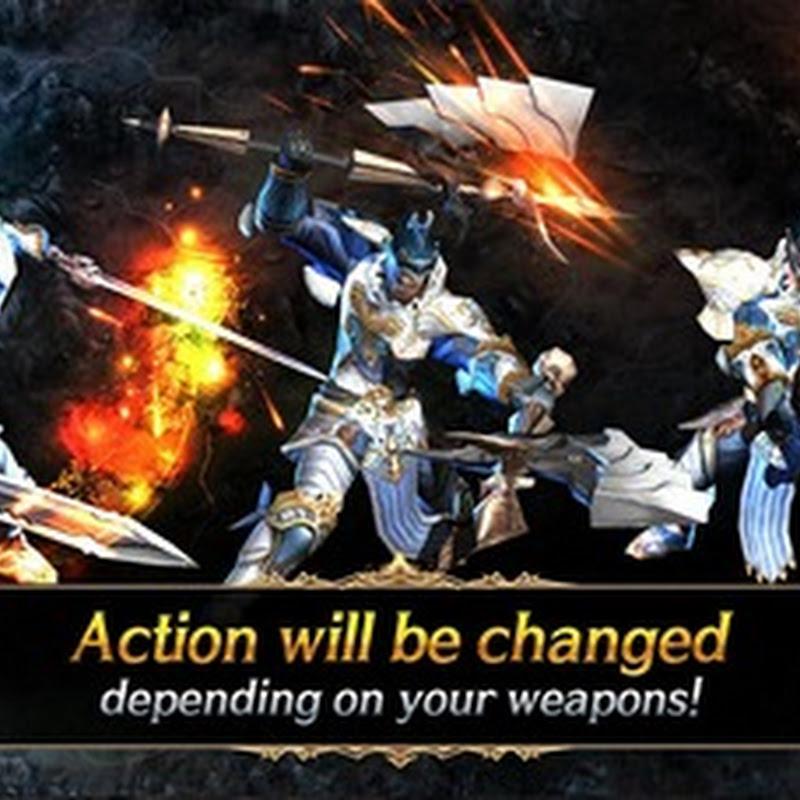 Iron Knights es un juego de rol clásico con cientos de opciones.