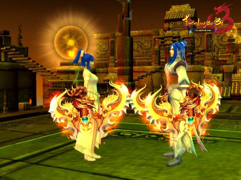 Chiêm ngưỡng thần binh của phiên bản Thần Binh Hải Vực - Ảnh 9