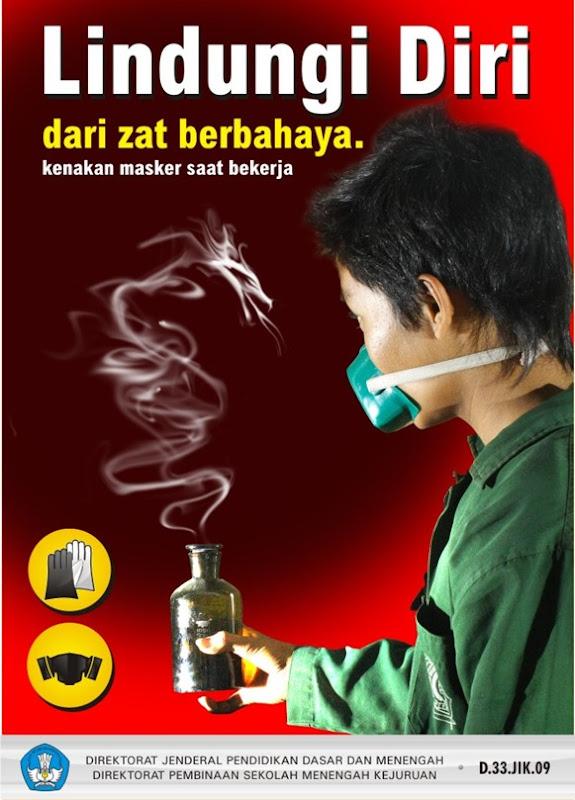 Lindungi diri dari zat berbahaya
