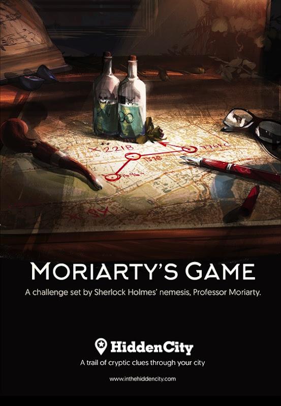 Hidden City Moriarty