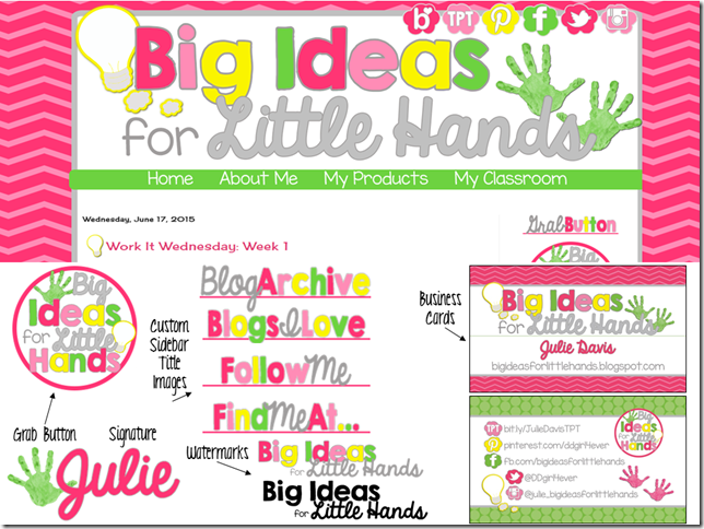 Big Ideas-Little Hands