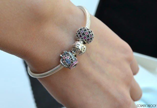 SOUFEEL Sterling Silver Charm Bracelet Review Pandora (9)