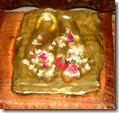 [Prabhupada's lotus feet]