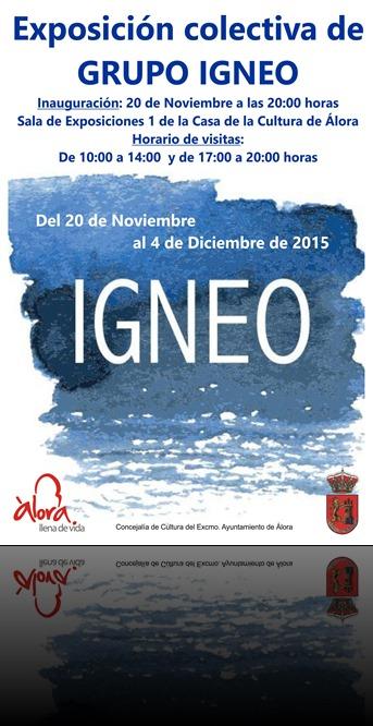 Exposición GRUPO IGNEO