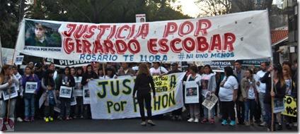 Justicia por Gerardo Escobar - LID