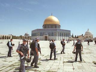 Palestine La Jordanie somme Israël de ne pas « se mêler » de l'esplanade des Mosquées