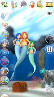 Screenshot of Sweet Talking Mermaid Princess