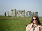 Susan, her guided tour, and Stonehenge!