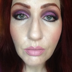 Urban Decay Vice 4 Palette Look 1_1