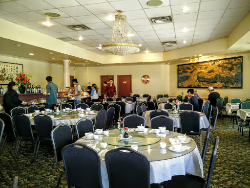 Shanghai Palace Restaurant, 520-5149 Country Hills Blvd NW, Calgary, AB T3A 5K8, Canada, Chinese Restaurant, state Alberta