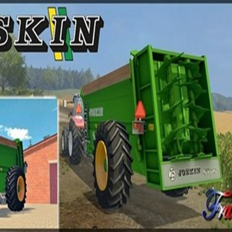 Farming simulator 2015 - Joskin Siroko 4010 9v v 2.0