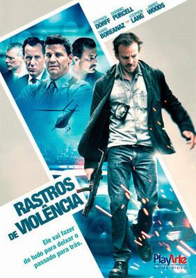 Filme Poster Rastros de violência DVDRip XviD Dual Audio & RMVB Dublado