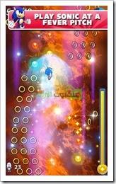 لعبة سونيك جمب Sonic Jump Fever للأندرويد -4