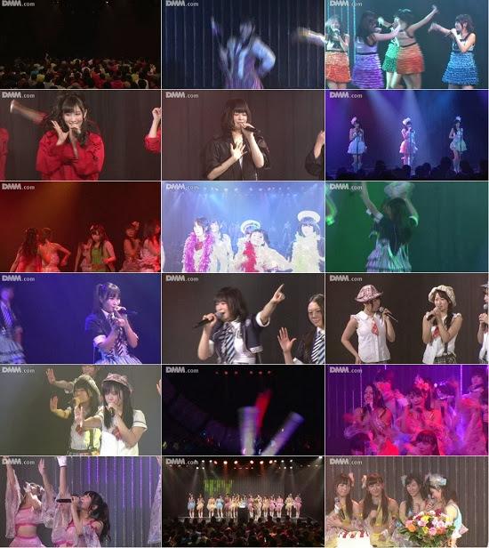 "(LIVE)(公演) NMB48 チームM ""アイドルの夜明け"" 谷川愛梨の生誕祭 131205 (Download)"