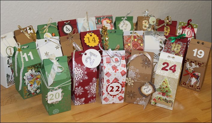 diy adventskalender ideen zum verzieren und bef llen das jahreszeitenhaus. Black Bedroom Furniture Sets. Home Design Ideas