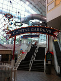 Inside Navy Pier Park in Chicago 01152012b