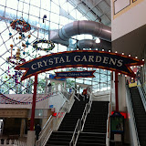 Inside Navy Pier Park in Chicago 01152012b