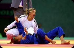Telma Monteiro Judo Day 13 Baku 2015 1st European Agkfx7_XG_Ul