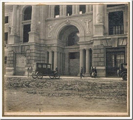 1924 ca fachada en obras