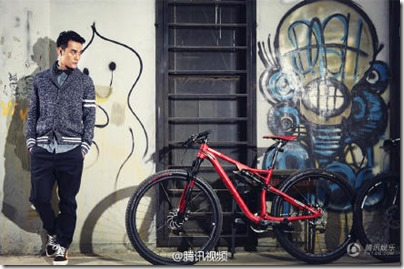Wang Kai X Bike 王凱 X 中國自行車 2015 Jan Issue 02