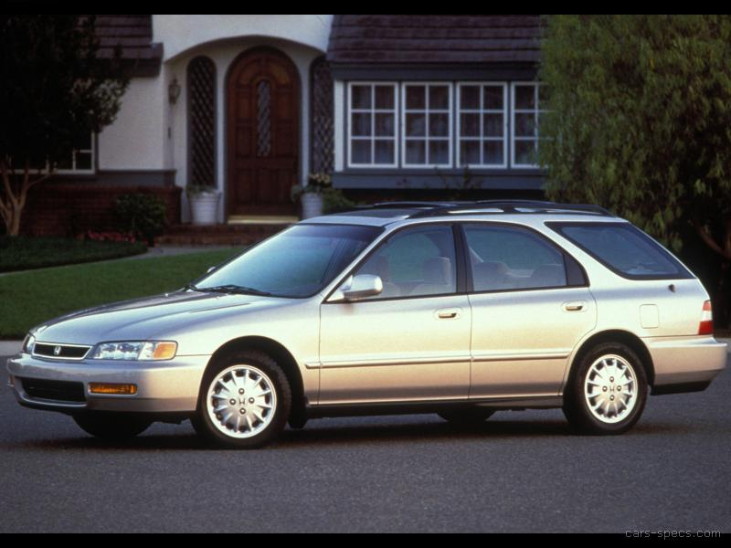 1996 honda accord wagon specifications pictures prices. Black Bedroom Furniture Sets. Home Design Ideas