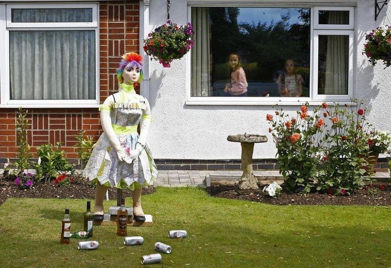 Festivales de espantapájaros en Reino Unido | Destino Infinito