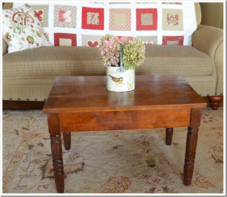 Oliver Houston Herrell table