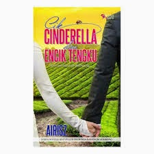 sinopsis novel cik cinderella dan encik tengku, zahirah macwilson, syukri yahaya