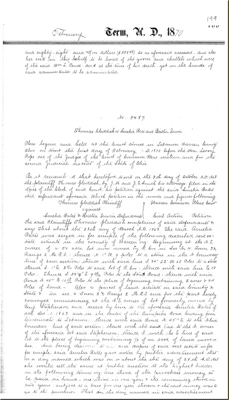 Britton Moore Irwin buys land Amelia Bates 1869 3