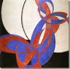Amorpha, Fugue en deux couleurs (Fugue in Two Colors), 1912,