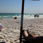 On the Beach in Destin, FL for Spring Break - 2012 - 06