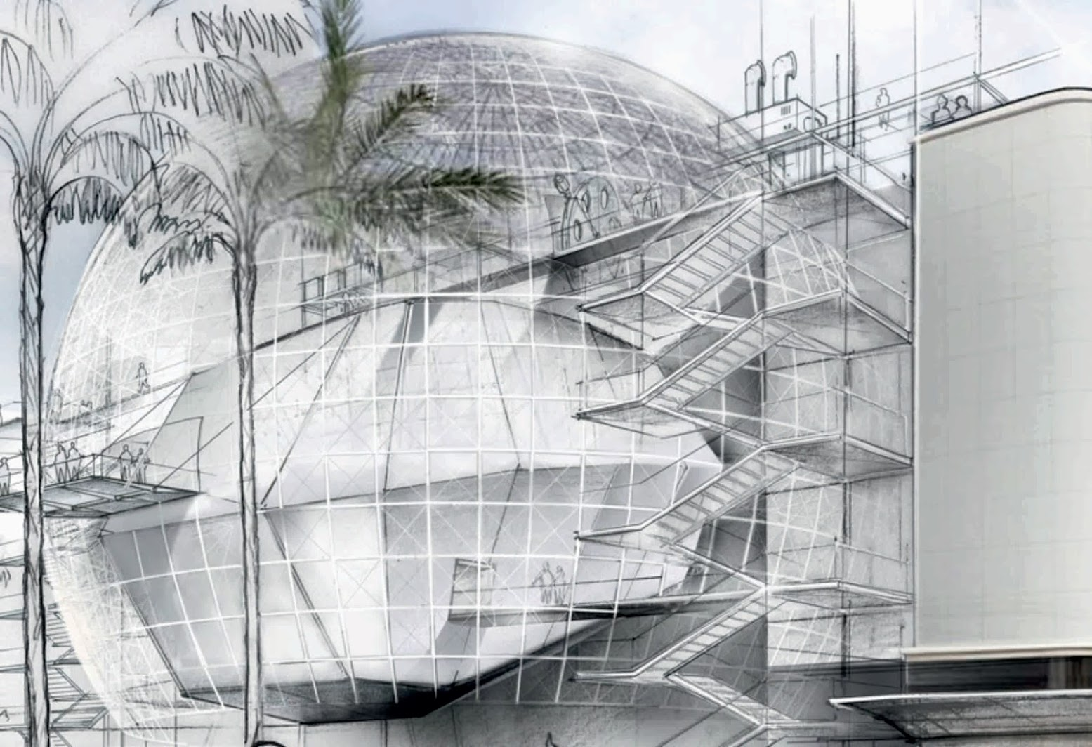 Los Angeles, California, Stati Uniti d'America: [ACADEMY MUSEUM OF MOTION PICTURES BY RENZO PIANO]