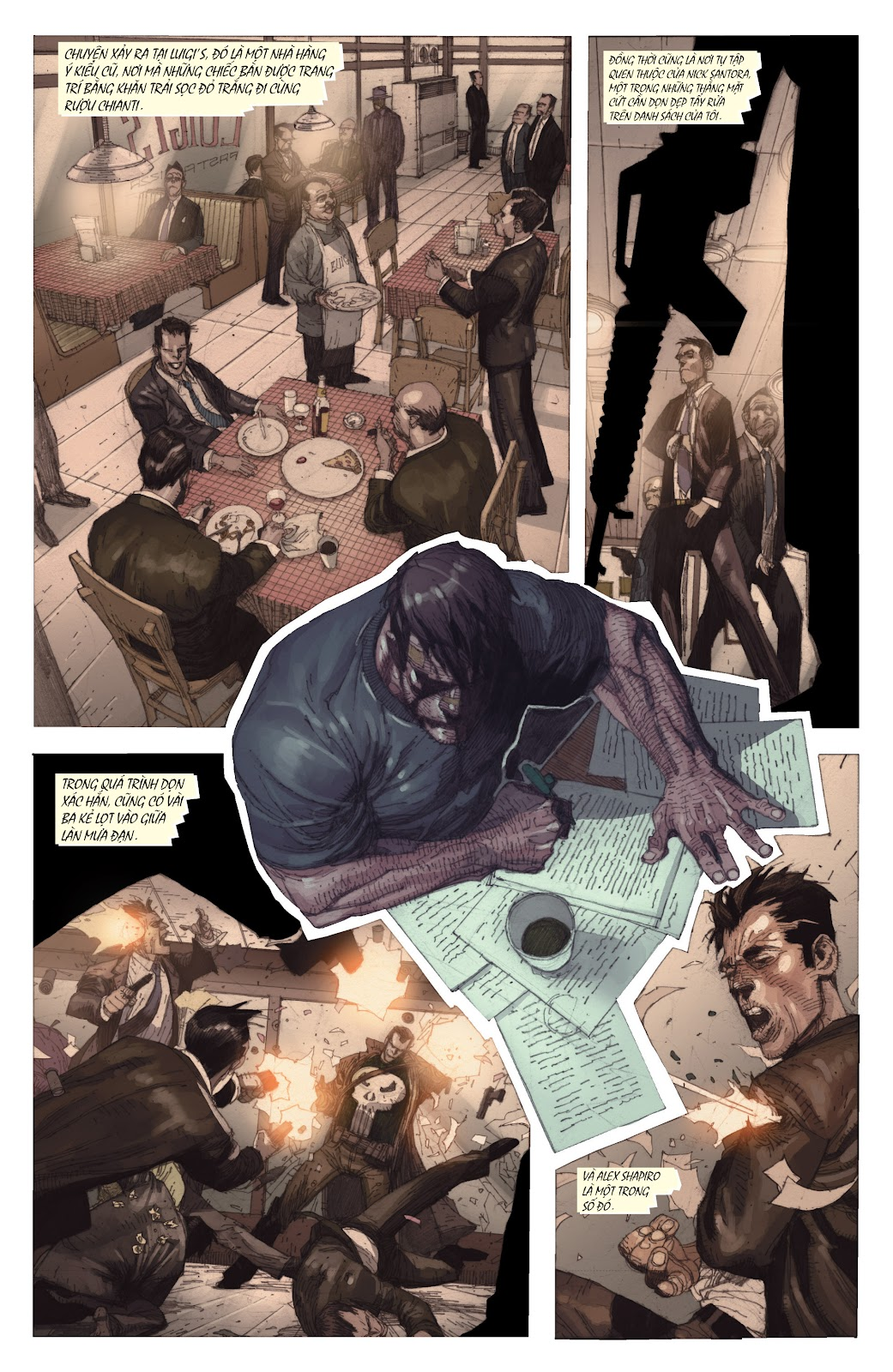Punisher: Trial of the Punisher chap 1 - Trang 9