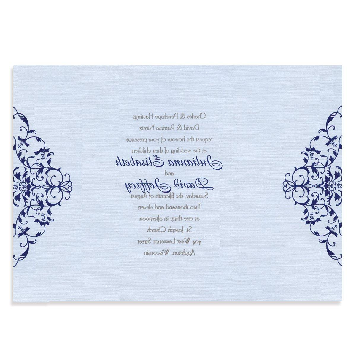 Wilton Wedding Invitation Kits correctly perfect ideas for your invitation layout